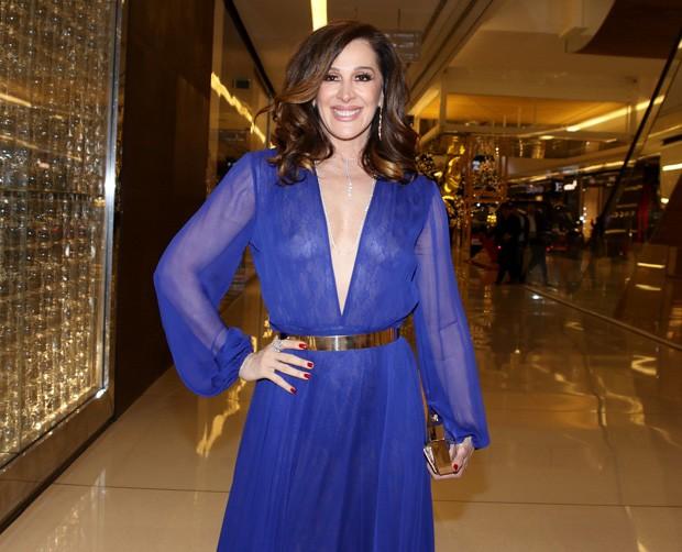 Claudia Raia (Foto: Thiago Duran/AgNews)