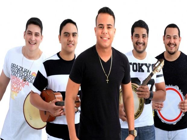 Banda Cinco Elementos  (Foto: Divulgação/Assessoria)