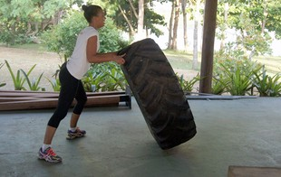 Crossfit Eu Atleta (Foto: Luma Dantas)