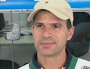 Túlio Maravilha, se apresentou ao Tanabi. (Foto: Marcos Lavezo / Globoesporte.com)
