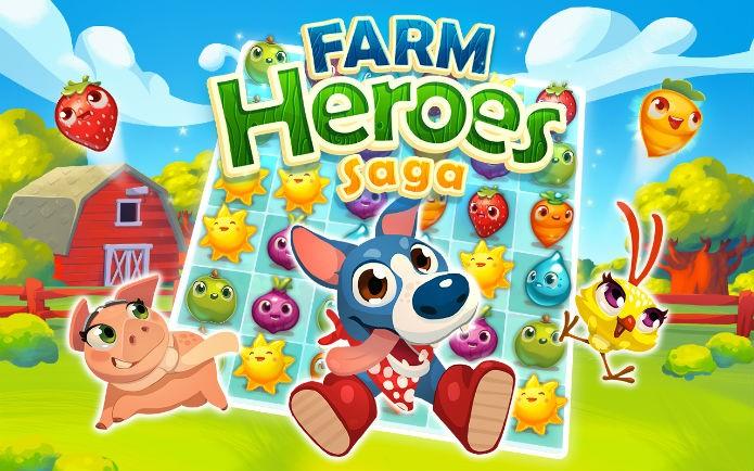 Farm Heroes Saga: Dicas para ir bem no game (Foto: Divulgação)