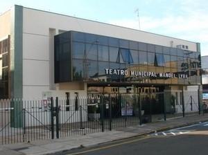 Teatro Municipal de Santa Bárbara D'Oeste (Foto: Divulgação/Prefeitura de Santa Bárbara)