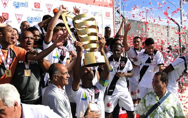 Vasco Campeão da taça BH junior (Foto: Rafael Araújo)