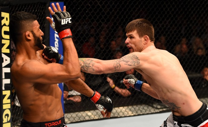 ufc 184 Dhiego Lima x Tim Means (Foto: Getty Images)