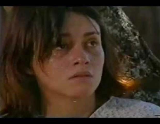 Suzana Pires em cena da série Carga Pesada, em 2006 (Foto: TV Globo)