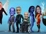 E se os X-Men fossem famosos brasileiros?