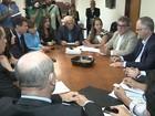 Comissão de deputados do ES cobra explicações da Samarco sobre lama