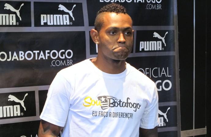 Jobson Evento Botafogo (Foto: Gustavo Rotstein)