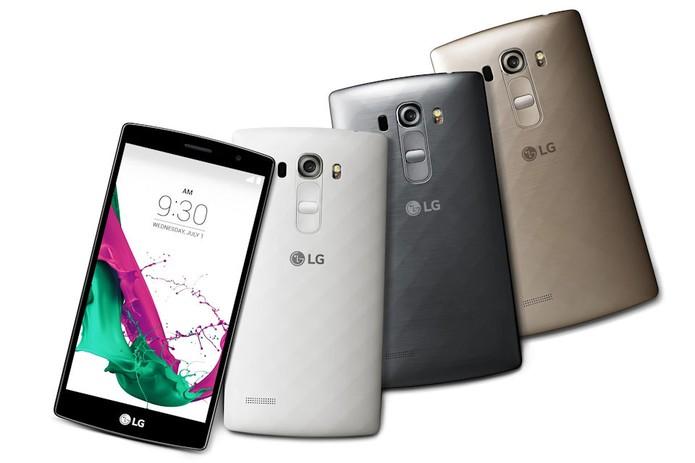 LG G4 Beat tem Android modificado pela companhia (Foto: Divulgação/LG)