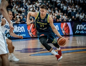Luka Doncic, Eslovênia, basquete