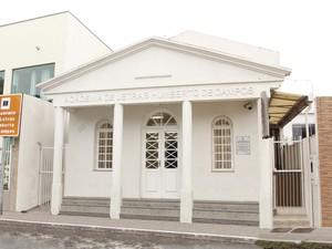 Academia de Letras de Vila Velha é aberta para visitação, no ES (Foto: Divulgação/ PMVV)
