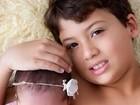 Nívea Stelmann posta foto dos filhos: 'meus amores, minha vida'