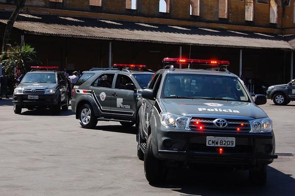 Novas Toyota Hilux SW4 da Rota (Foto: Divulgação)