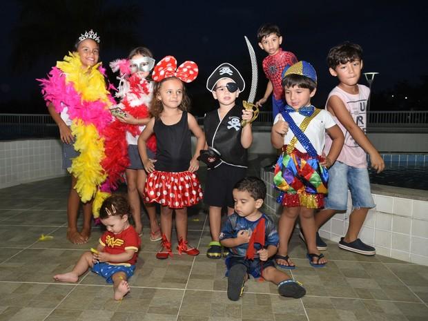 Moradores de condomínios vão se juntar e fazer o próprio carnaval (Foto: Fernando Madeira/ A Gazeta)