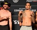 UFC Austin tem duelo de opostos no meio-médio com Cerrone x Yancy Medeiros