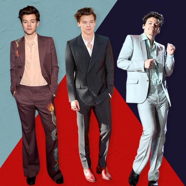 Tá aí um cara que sabe o que é estilo desde a época de One Direction (Foto: Breno Sousa)