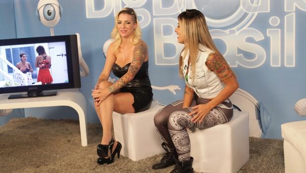 Clara (Foto: TV Globo / BBB)