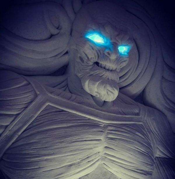 Hotel de gelo de 'Game of Thrones' (Foto: Reprodução Instagram)