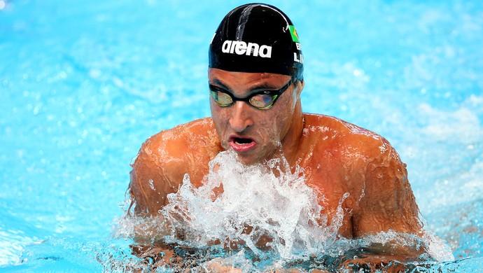 Felipe Lima 100m peito masculino semifinal mundial kazan (Foto: Satiro Sodre/SSPress)