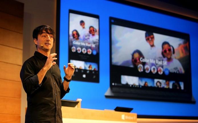 Windows 10 teve algumas das novidades lançadas nesta sexta-feira (Foto: Divulgação/Microsoft) (Foto: Windows 10 teve algumas das novidades lançadas nesta sexta-feira (Foto: Divulgação/Microsoft))
