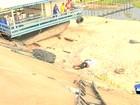Em Santarém, corpo é encontrado próximo ao porto da Praça Tiradentes