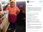 Lena Dunham assume conta de Hillary Clinton no Instagram