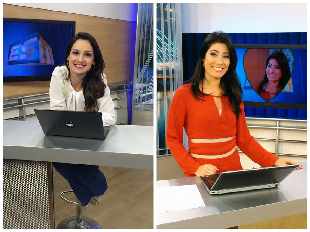 Rafaela Marquezini e Eliana Gorritti (Foto: Divulgação/ TV Gazeta)
