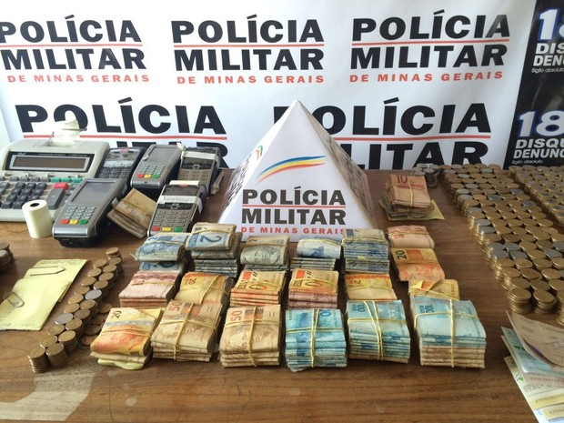 Apreensão (Foto: PM/Divulgação)