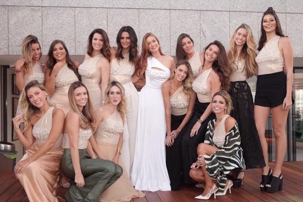 Marina Ruy Barbosa e amigas (Foto: Reprodução / Instagram)