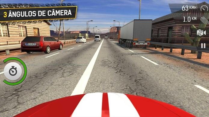 Dirija perigosamente em uma rodovia virtual (Foto: Divulgação)