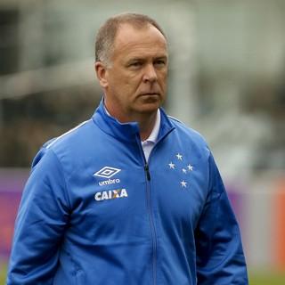 Mano Menezes Cruzeiro (Foto: Daniel Vorley/Light Press)