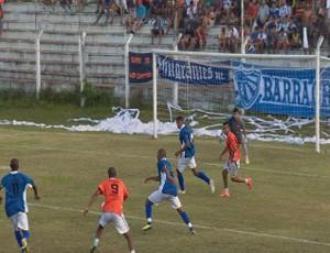 Cruzeiro fez sua última partida no Estrelão (Foto: Reprodução/RBS TV)