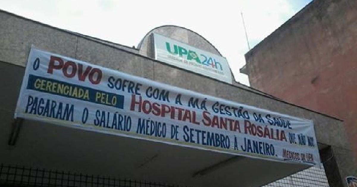 Médicos de UPA de Teófilo Otoni fazem paralisação por falta de ... - Globo.com