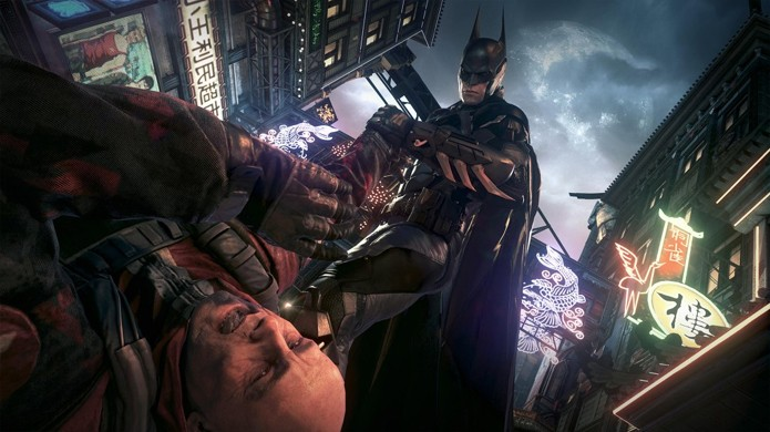 Batman: Arkham Knight sofre novo atraso e quebra o braço de um capanga (Foto: Reprodução/ScienceFiction)