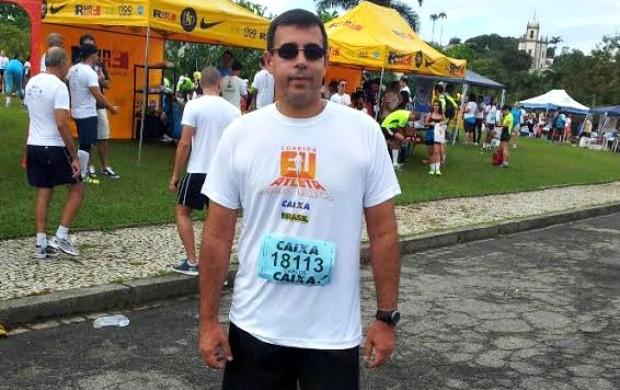 Carlos José euatleta (Foto: Arquivo Pessoal)
