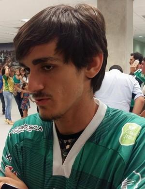 Moisés - meia - Alecrim (Foto: Jocaff Souza)