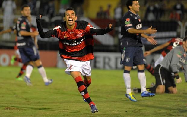 Rafinha, Flamengo x Remo (Foto: Alexandre Vidal/Fla Imagem)