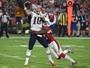 Sem Tom Brady, Patriots vencem  os Cardinals na estreia por 23 a 21