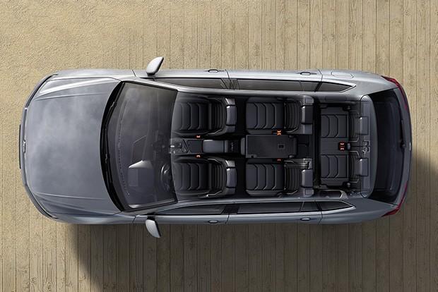 Volkswagen Tiguan  (Foto: Divulgação)