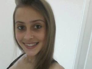 Rafaela tinha 15 anos e sonhava em ser atriz (Foto: Reprodução/Arquivo Pessoal)