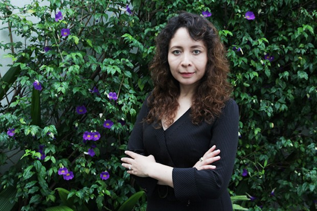 Marcela Martinez (Foto: Marcos Rosa)