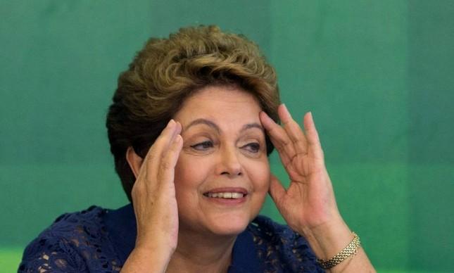 Dilma Rousseff (Foto: André Coelho / Agência O Globo)