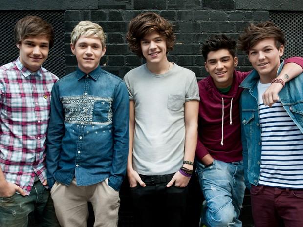 Música do grupo britânico One Direction vai fazer parte da trilha sonora da nova temporada de Malhação (Foto: Divulgação / Sony Music Brasil)