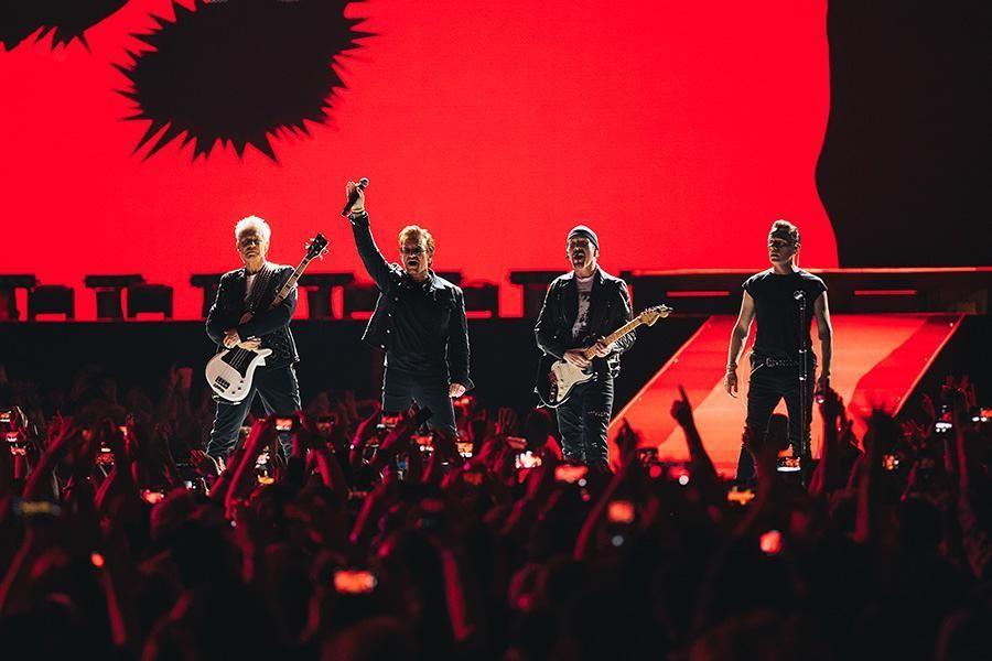 U2 confirma show em São Paulo (Foto: Instagram/Reprodução)