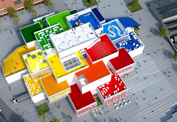 Lego House (Foto: Divulgação)