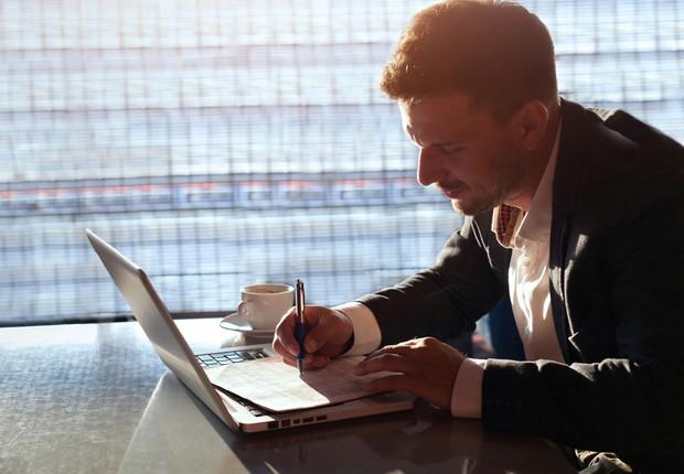Profissão - profissões - contabilidade - planejamento - executivo  (Foto: Thinkstock)