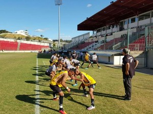Estádio do Figueirense-MG (Foto: Divulgação/ Figueirense-MG)