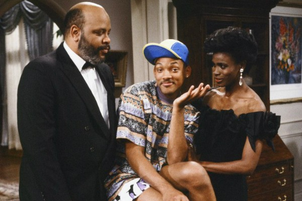 James Avery, Will Smith e Janet Hubert  (Foto: Divulgação)