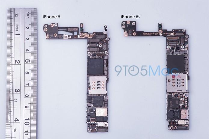 iPhone 6S deve ter novo processador e o dobro de memória RAM (Foto: Reprodução/9to5Mac)