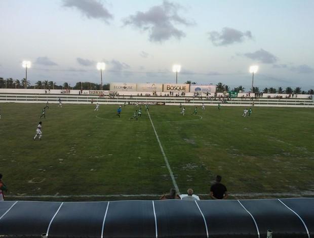 Ninho do Periquito, estádio do Alecrim (Foto: Augusto Gomes)
